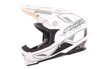 O&#039;Neal Airtech AT-1 Fidlock Helmet white/black